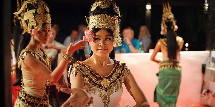 Cambodian Aspara Dance