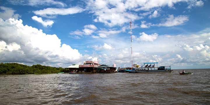 Tonle Sap Lake Siem Reap