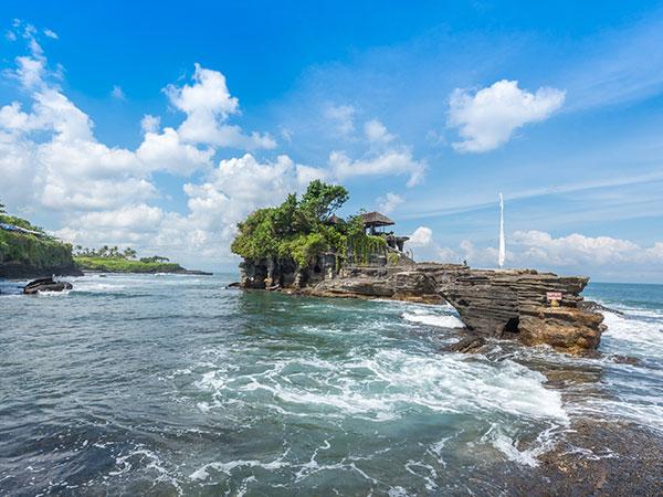 13 Tage Malaysia Singapur und Bali Strand Reise