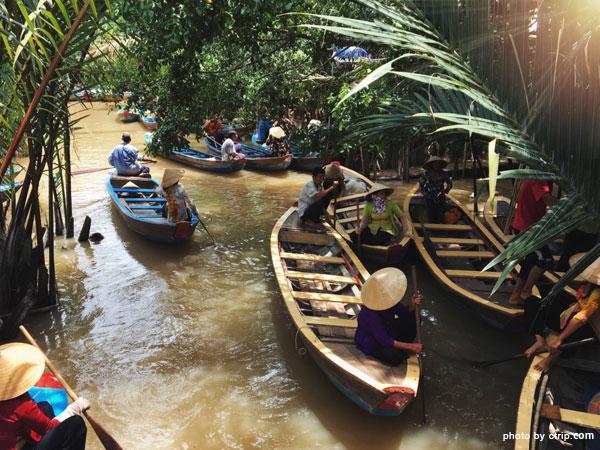 Delta de Rio Mekong