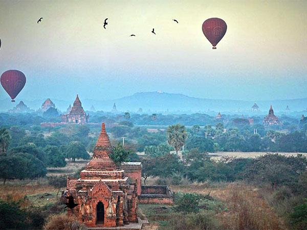 18 Tage China und Myanmar Klassische Reise