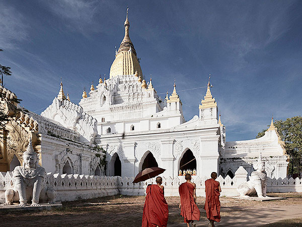 12 Tage Myanmar und Thailand Abenteuer Reise