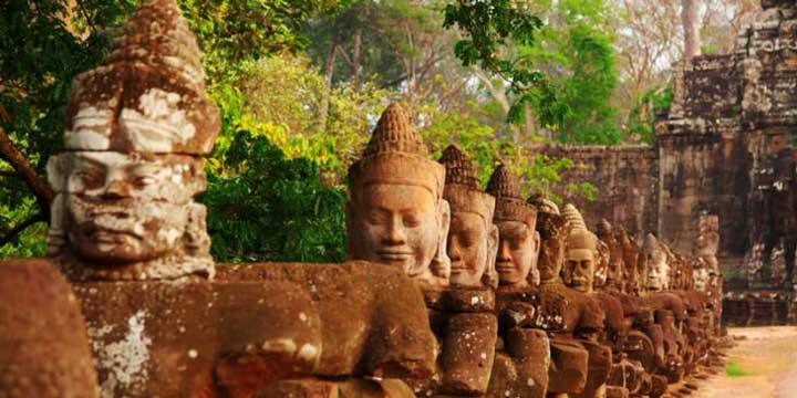 Angkor Thom City