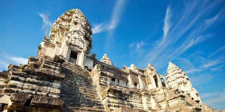 Roluos Group Siem Reap