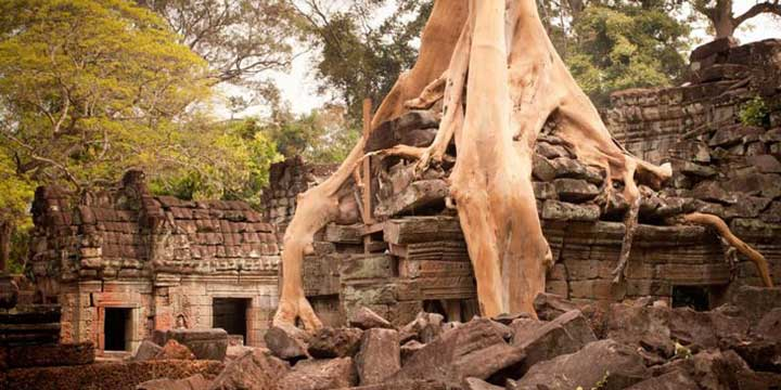 Templo de Ta Prohm