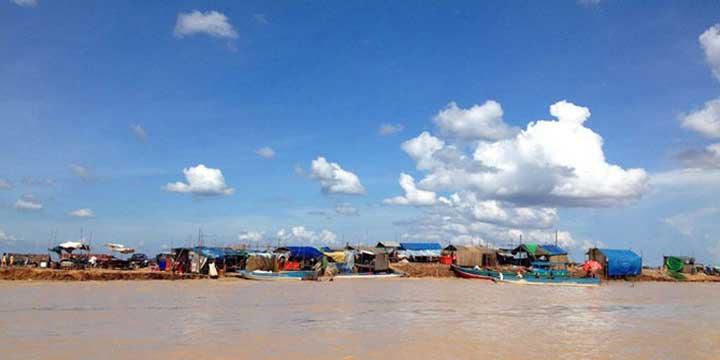 Gran Lago de Tonle Sap