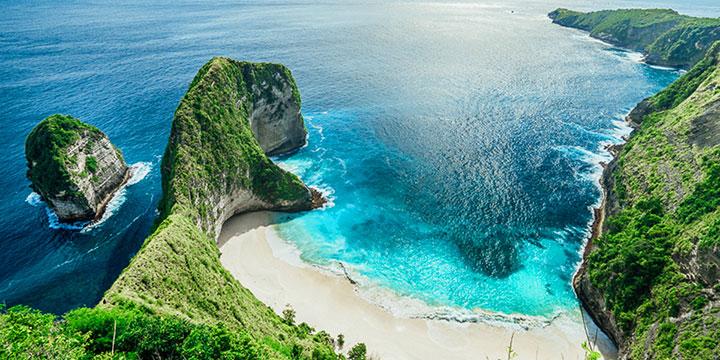 Insel Nusa Penida