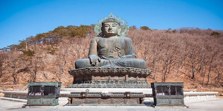 Buddha Statue in Korea