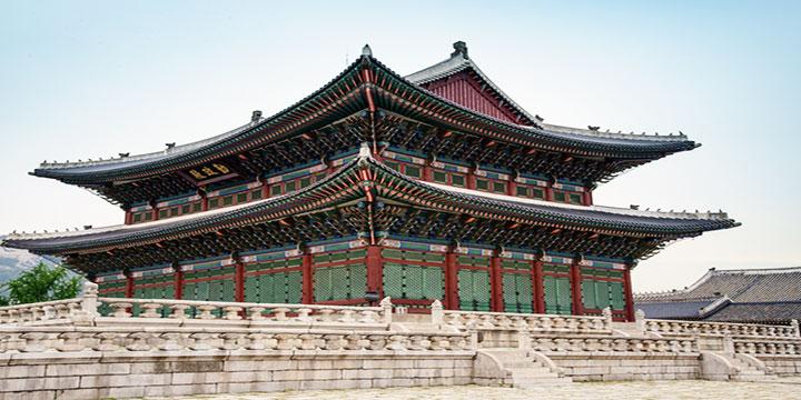 Geyongbokgung Palace