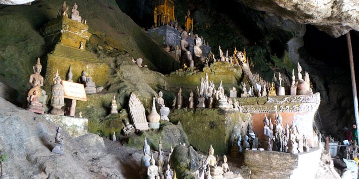 Cuevas de Pak Ou