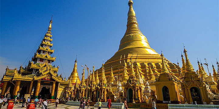 Pagoda Chaukhtatgyi