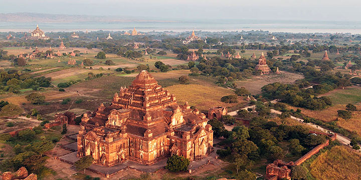 Templo de Dhammayangyi