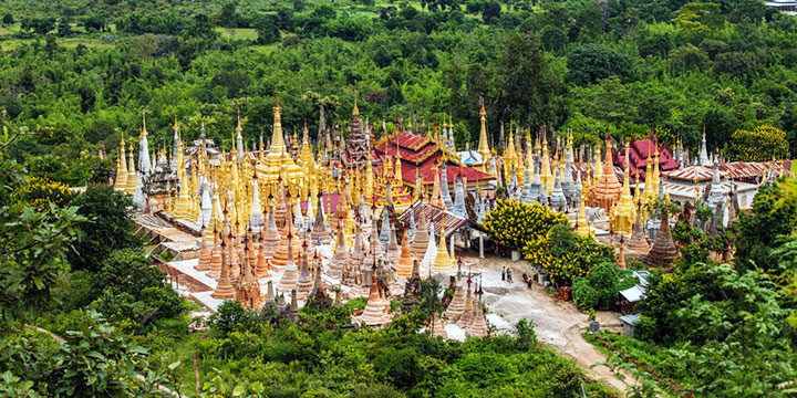 Pagoda de Indein