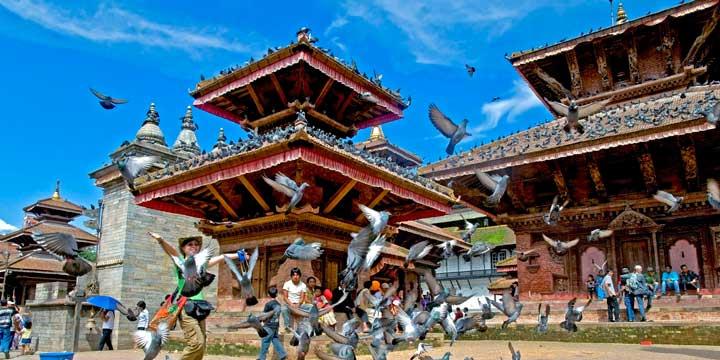 Kathmandu Burbar Square
