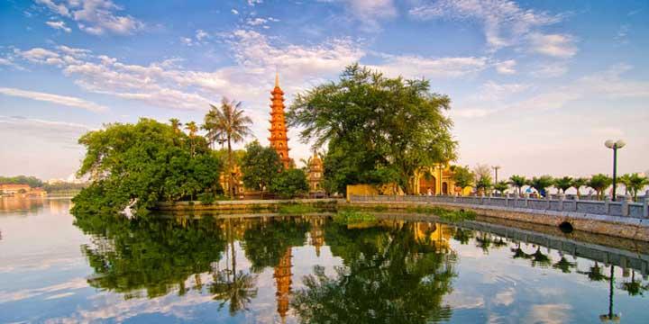 Hanoi City View