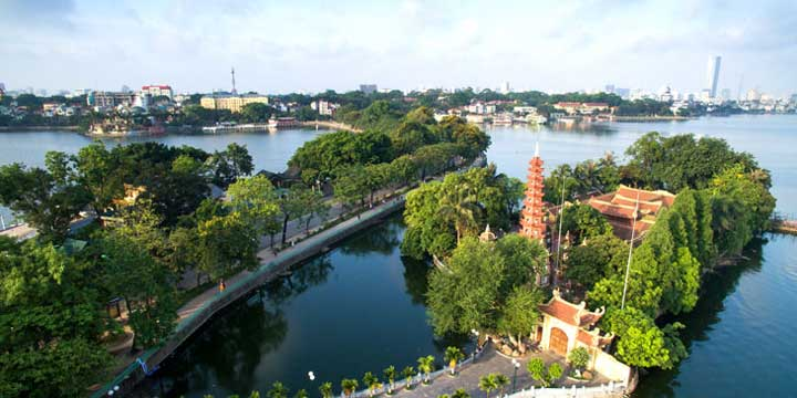 Hanoi City View