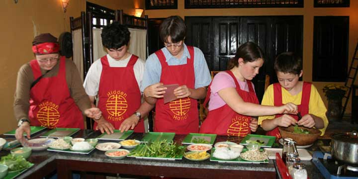 Hoi An Cooking Lesson