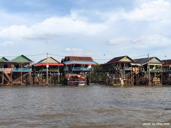 Tonlé Sap Lake, Siem Reap