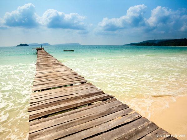Île de Koh Rong