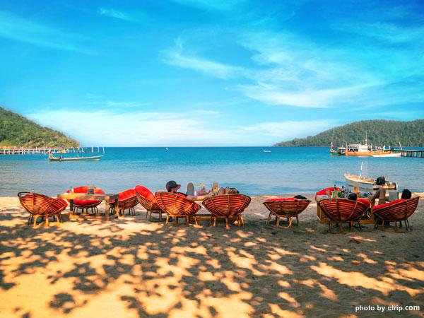 Île de Kon Rong Samloem