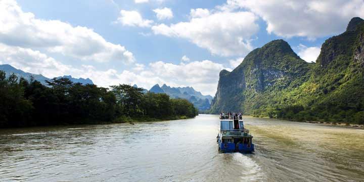 Li River Cruise in Guilin