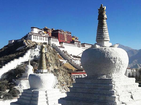 15 Tage China Nepal und Bhutan Reise