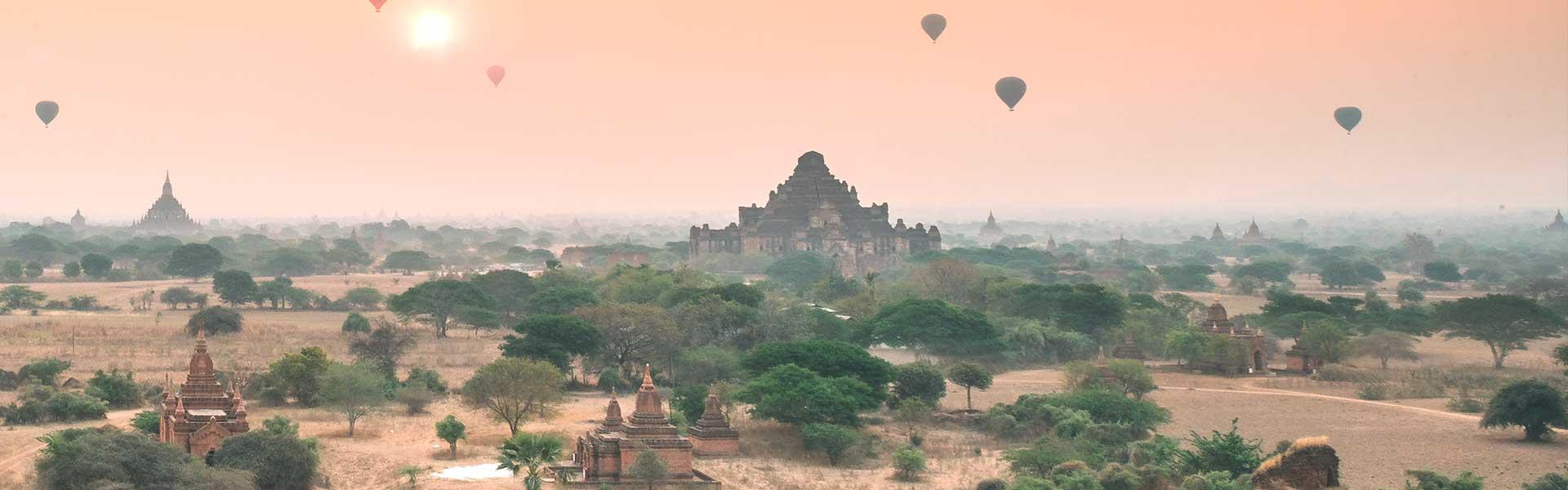 Bagan Reisen