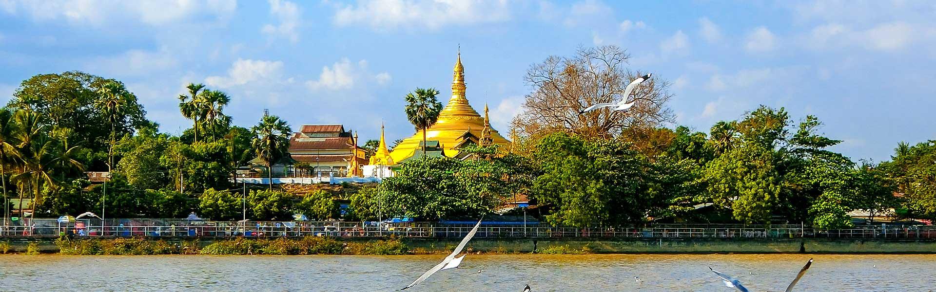 Yangon Reisen