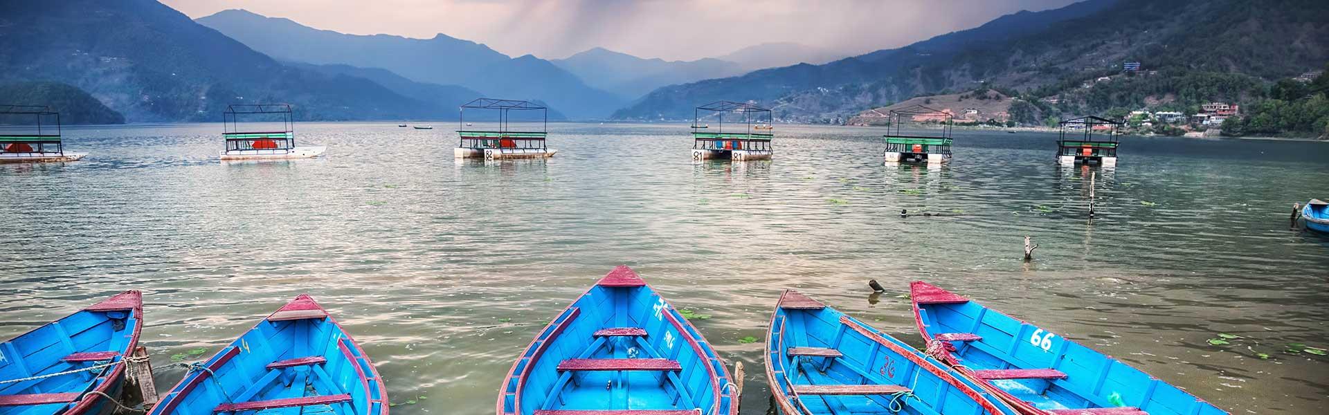 Pokhara Reisen