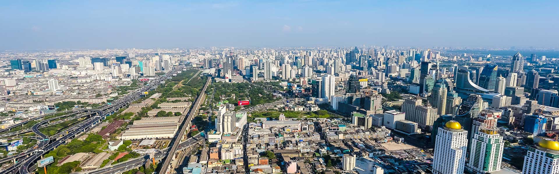 Bangkok Reisen