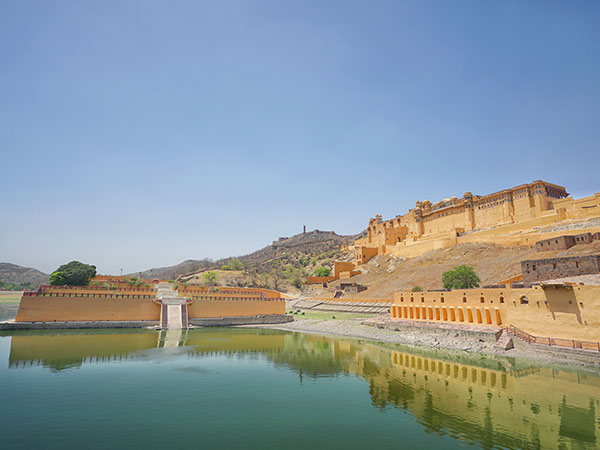 India Amber Fort
