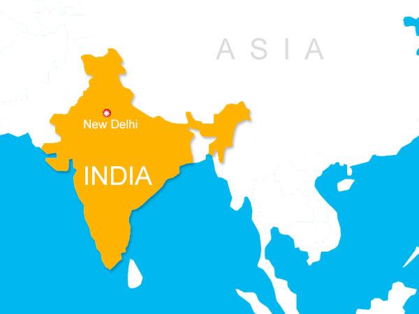 India Location