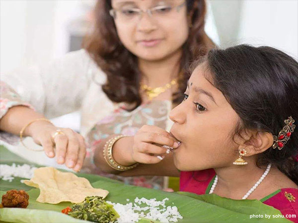 Table Manners in India