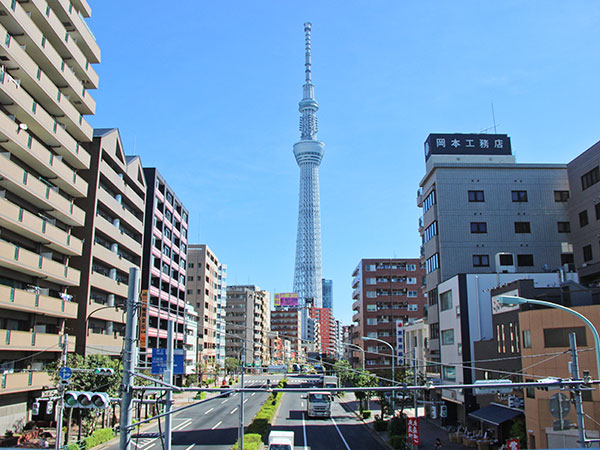 Skytree Town