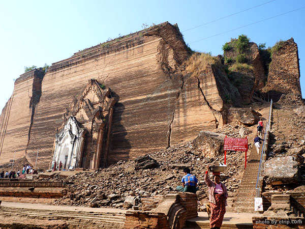 Mingun Pahtotawgyi Pagoda