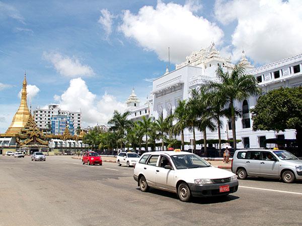 Automobile in Yangon