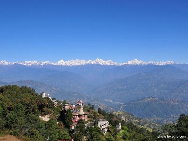 13 Tage Nepal Bhutan und Indien Reise