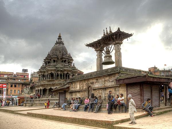 Patan Durbar Platz
