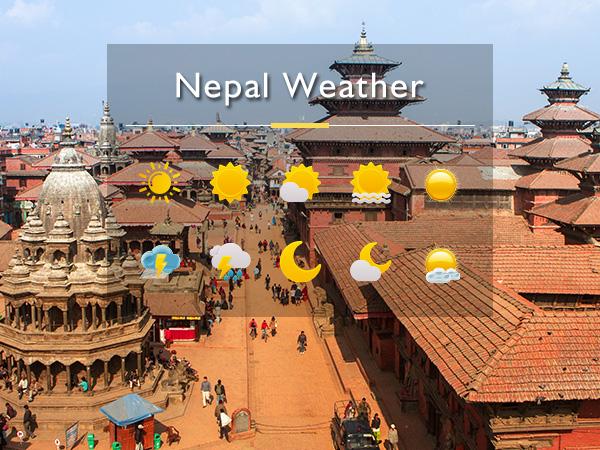 Nepal Wetter