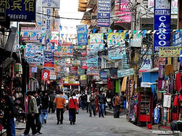 Die Tamil Straße
