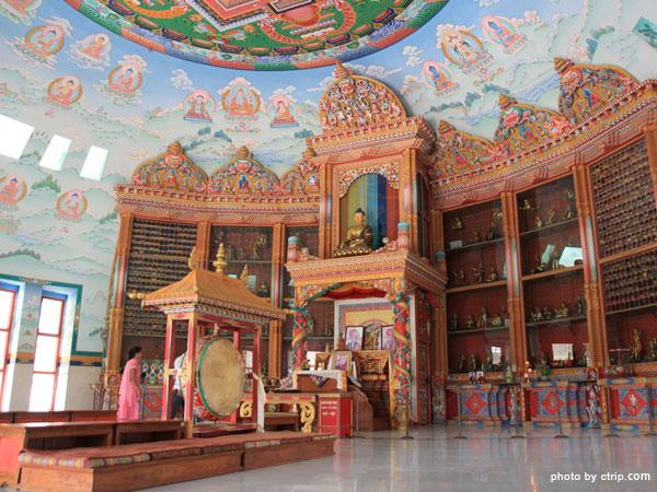 Zhonghua Tempel