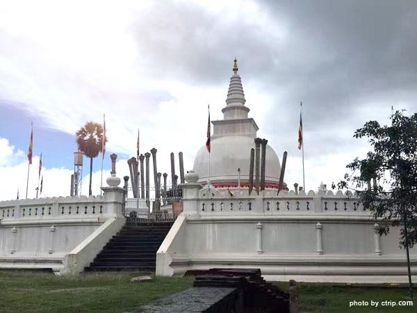 The Ancient's 1st Capital city Anuradhapura