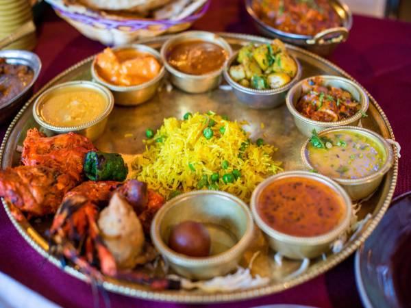 Food in Sri Lankan