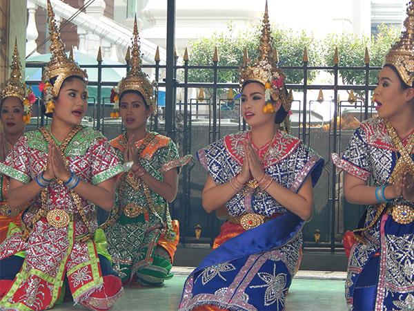 thailändische Kleidung
